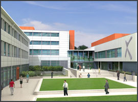Fareham College – Bishopsfield Road Campus