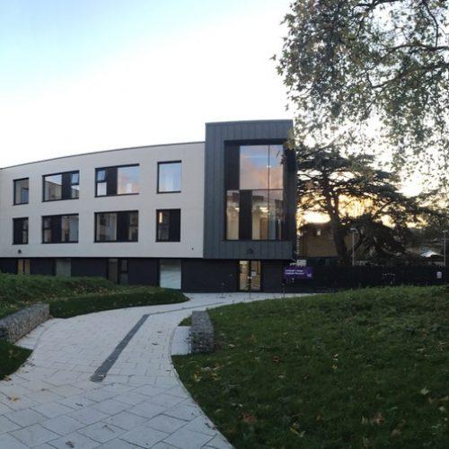 Lambeth College Clapham Hero Image