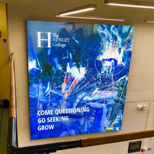 The Henley College Light Box
